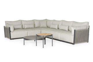 Lounge Set – Sorrento – Orange kollektion