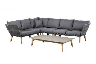 SUNS Corfu - Lounge Set - SUNS Blue Kollektion