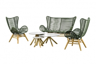 SUNS Kreta – Sofa Set – SUNS Grey Kollektion